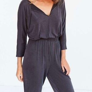 Silence and Noise Grey Jumpsuit