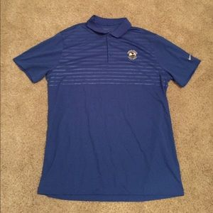 NWOT Nike golf polo. Standard fit.