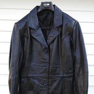 Womens Jacket Genuine Supreme Leather Jacket