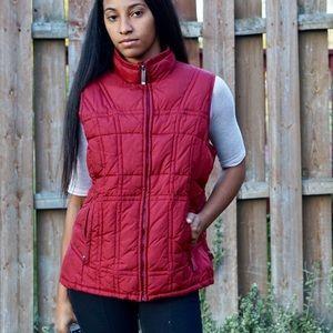 WOOLRICH Ruby Zipper Puffer Vest