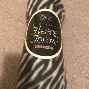 NWT Fleece Blanket
