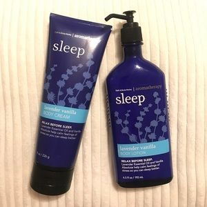 Bath & Body works Aromatherapy Body Cream