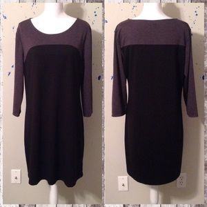 COMING SOON Black Old Navy Long Sleeve Dress