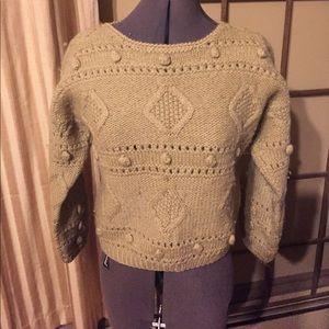 VTG: Hand Knit Sweater