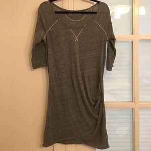 Free People t-shirt dress