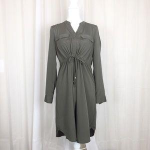 MOTHERHOOD MATERNITY Tie Detail Maternity Dress