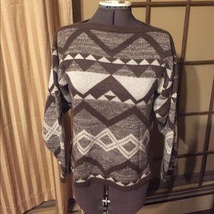 VTG: 70s Knit Sweater