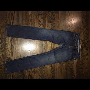 J Brand low rise pencil leg size 29