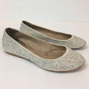Zara Basic Women's Ballet Flats Size 5.5 EUR 36