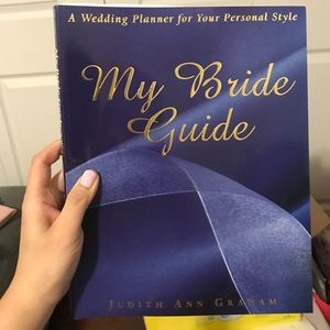 "A wedding planner guide "" my bride guide"""