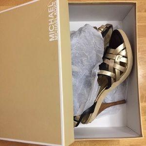 NEW Michael Kors Women's Artisan Heels - Size 9