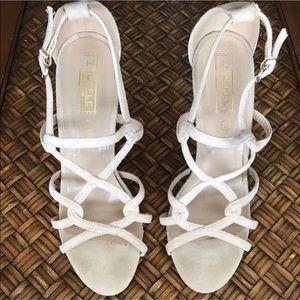 ASOS : Tan Strappy Heel Size 7