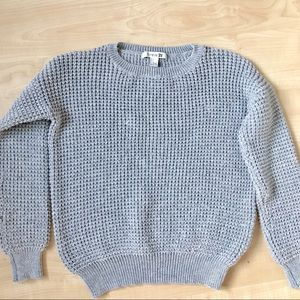 Forever 21 | Knitted Gray Sweater