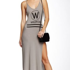 Wildfox Cruise Jet Set Maxi Dress