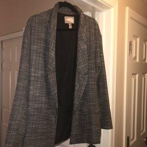 Forever 21 long blazer size large