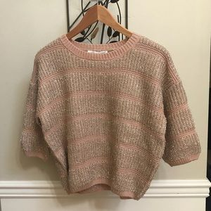 Sparkly Fall/Winter Sweater