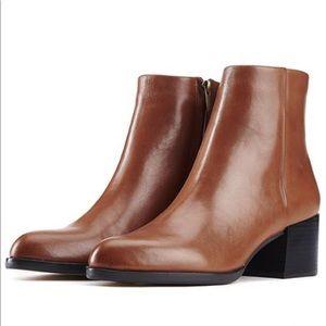 Sam Edelman Joey Saddle Heel Boots