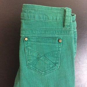 Denim - Green Rue 21 Jeans