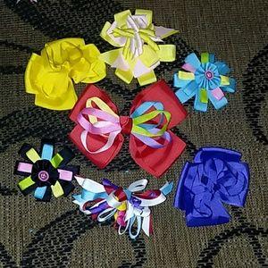 Other - Schoolgirl bow assortment NEW