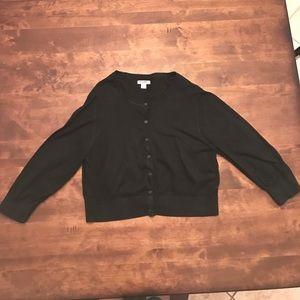 Old Navy 3/4 length sleeve Cardigan