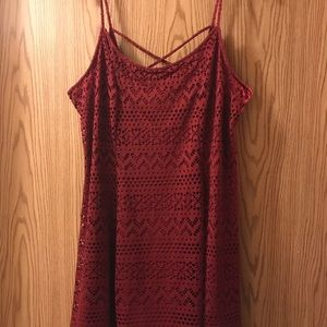 NWT little red dress 💃🏻💃🏻💃🏻
