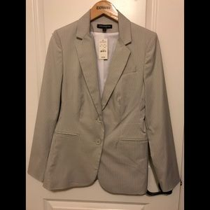 NWT Express suit jacket
