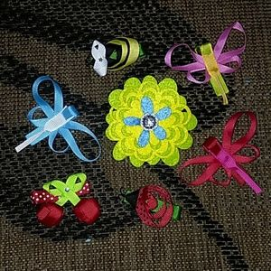 Other - Assorted small hairbows