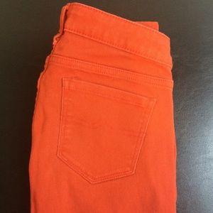 Denim - Orange Arizona Jean Company Jeans