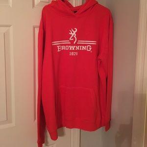 Browning sweatshirt/hoodie