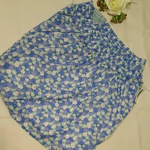 Floral skirt, brand new with tag!