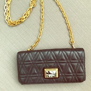 Marc by Marc Jacobs wallet on a chain