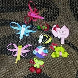 Other - Small assorted hairbows NEW