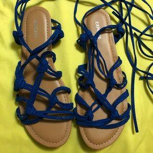 Brand New Express Brand Sandals