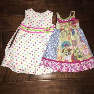 Other - Bundle of 2 2T dresses