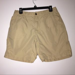 Mountain Khakis Relaxed Fit Shorts - Waist 31