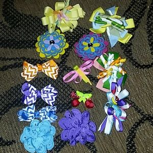 Other - Assorted bows new