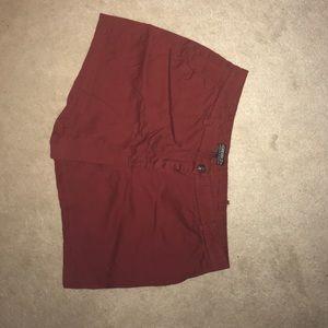 Forever 21+ khaki shorts