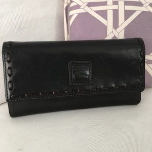 Dooney Bourke Florentine Continental Wallet/Clutch