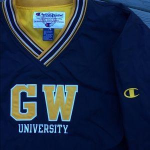 Champion Windbreaker Pullover GW University