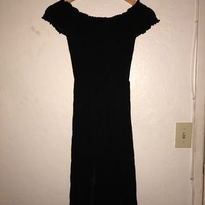 H&M Maxi Dress, slit design going down the middle