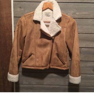 Sherpa Moto Jacket
