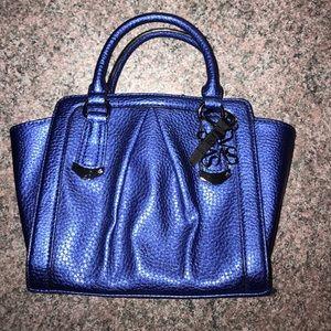 Electric Blue mini bag