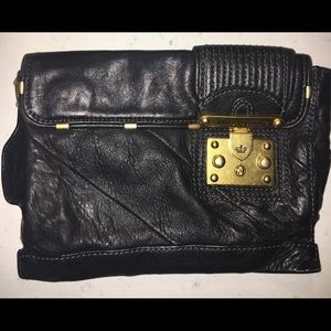 Juicy Couture Leather Clutch!