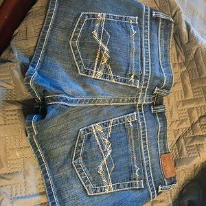 Pants - Buckle shorts