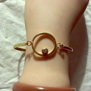 High quality rose gold bracelet/stainless steel.