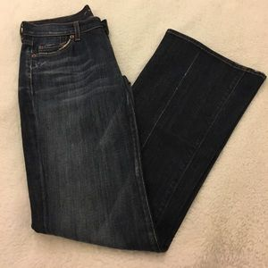 7 For All Mankind Flare Jeans - Size 28/32