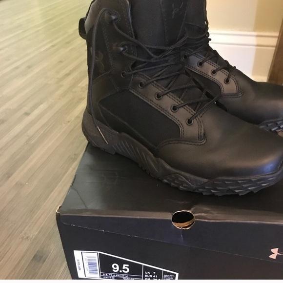 4501d213 Under Armour Women's UA Stellar Tactical Boots