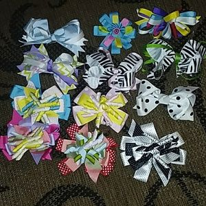 Other - Assorted hairbows new