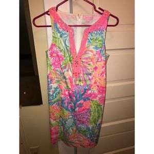 Authentic Lilly Pulitzer Dress, Gently used.