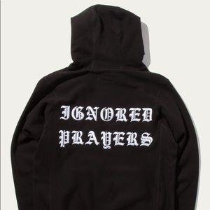 Ignored prayers slauson pullover hoodie
